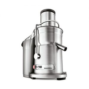 Breville 800JEXL Juice Fountain Elite 1000-Watt Juice Extractor,Brushed Stainless