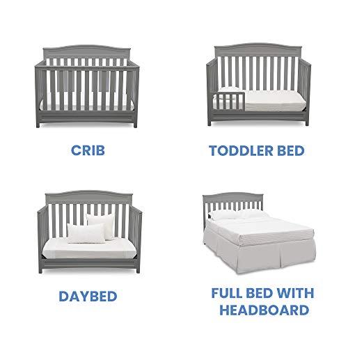 Delta Children Emery 4-in-1 Convertible Baby Crib Launch Date: 2017-07-14T00:00:01Z