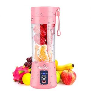 Portable Blender, Smoothies Personal Blender Mini Shakes Juicer Cup USB Rechargeable