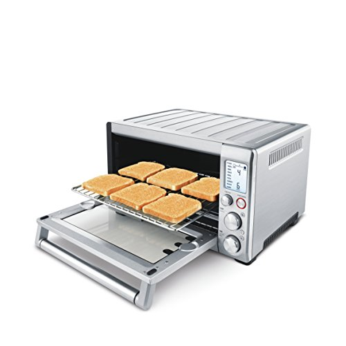 Breville Smart Oven 1800-Watt Convection Toaster Oven Guarantee: 1 Yr restricted guarantee