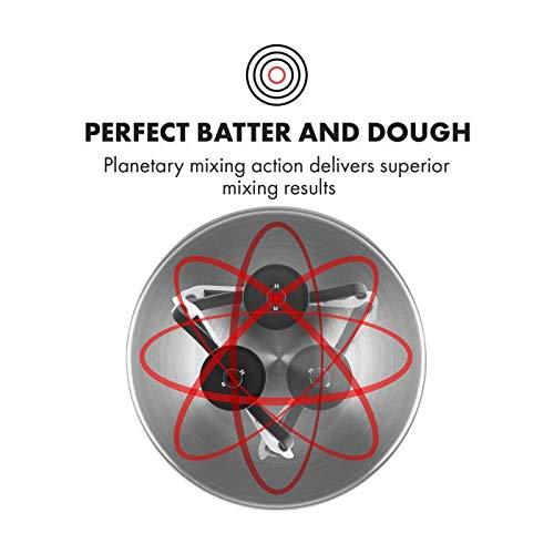 KLARSTEIN Lucia Morena • Multifunction Stand Mixer • Kitchen Machine Package deal Dimensions: 23.2 x 20.5 x 11.zero inches