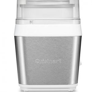 Cuisinart ICE-31 Fruit Scoop Frozen Dessert and Ice Cream Maker, Stainless Steel