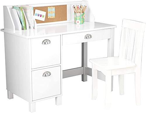 KidKraft Kids Study Desk with Chair-White Launch Date: 2014-05-01T00:00:01Z