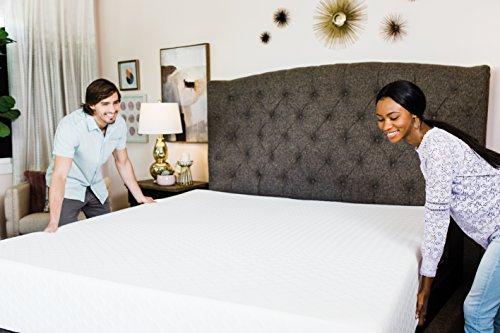 Ashley Furniture Signature Design - 12 Inch Chime Express Memory Foam Mattress Package deal Dimensions: 74.zero x 59.zero x 12.zero inches