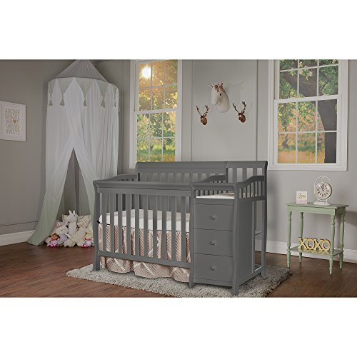 Dream On Me Jayden 4-in-1 Mini Convertible Crib And Changer Launch Date: 2020-05-27T00:00:01Z