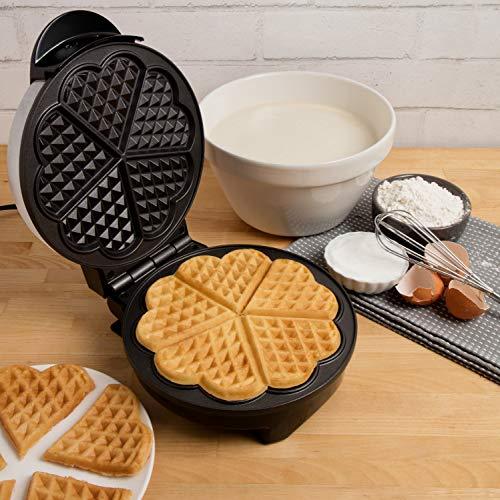 CucinaPro Waffler, Standard, Black