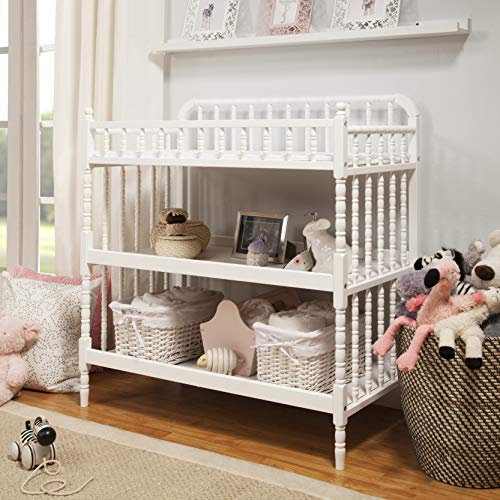 DaVinci Jenny Lind Changing Table in White Launch Date: 2013-08-20T00:00:01Z
