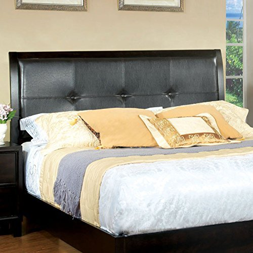 bedroom-furniture-sets, King, Espresso Package deal Dimensions: 85.three x 79.5 x 49.Zero inches
