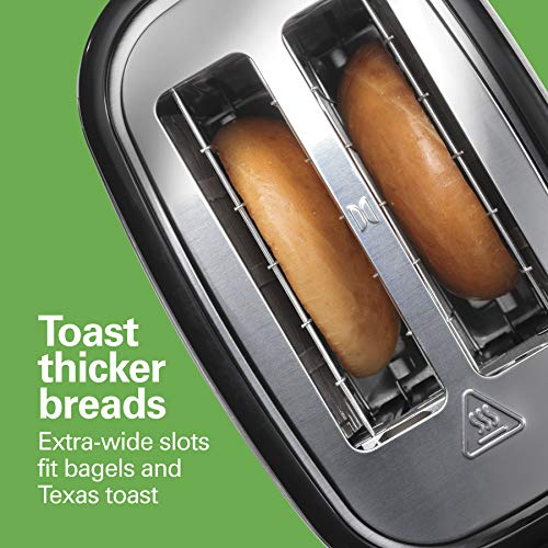 Hamilton Beach 2 Slice Extra-Wide Slot Toaster with Sure-Toast Technology Launch Date: 2020-06-03T00:00:01Z