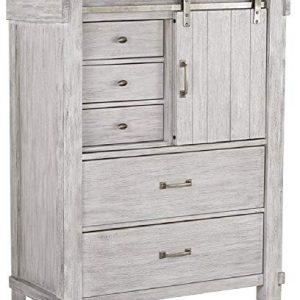 Signature Design by Ashley Brashland chests-of-drawers, White