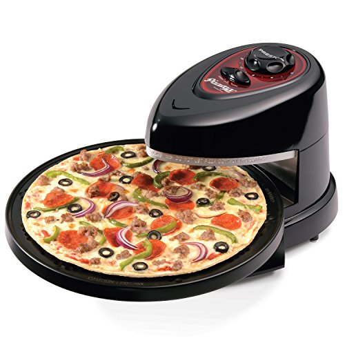Presto Pizzazz Plus Rotating Oven Guarantee: 1 12 months Restricted