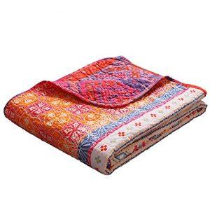 Exclusivo Mezcla Luxury Reversible 100% Cotton Multicolored