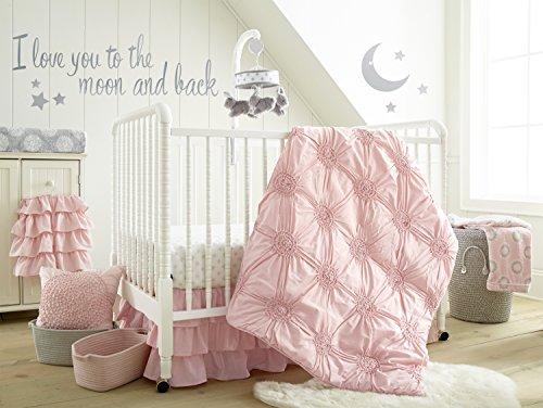 Levtex Baby - Willow Crib Bed Set - Baby Nursery Set