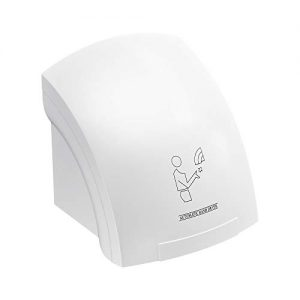 MUIFA Hotel Home Automatic Infared Sensor Hand Dryer Household Bathroom Hands Drying Device White New