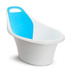 Munchkin Sit and Soak Baby Bath Tub, 0-12 Months, White