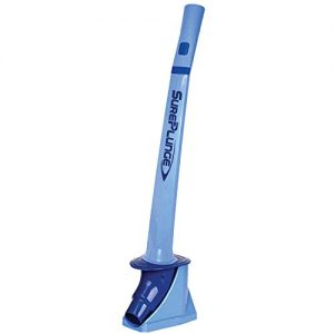 SurePlunge Automatic Toilet Plunger: Our Best Plunger Ever. Extremely Effective. Heavy Duty. Powerful Co2 Air. Easy To Use. The Best Plunger Unblocker for Clogged Crappers.