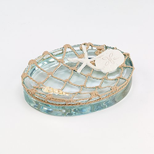 Avanti Linens Seaglass Soap Dish