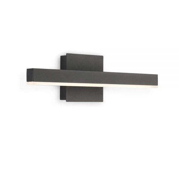 Joossnwell LED Bathroom Vanity Lighting Fixture Morden Bath Light Bar 15.75inch Black Wall Sconce 9W 4000K