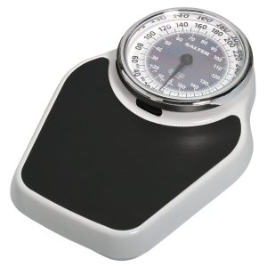 Salter Professional Analog 400LB Capacity Bathroom Scale