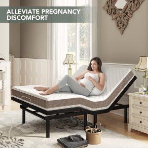 Wireless Massage Bed Frame Zero Gravity