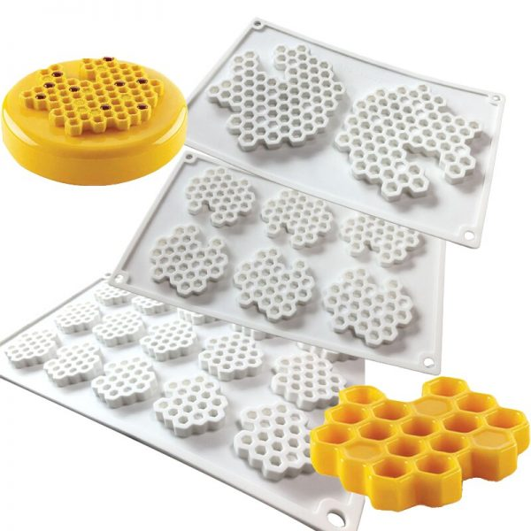 Cupcake Fondant Moulds Silicone Cake Molds Kitchen