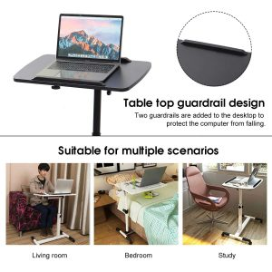 Removable Laptop Table Bed Desk Notebook