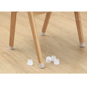 Table Chair Leg Silicone Cap Pad Protector Non-slip